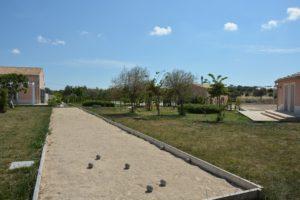 Campo da bocce - Agriturismo Le Zagare di Vendicari Noto