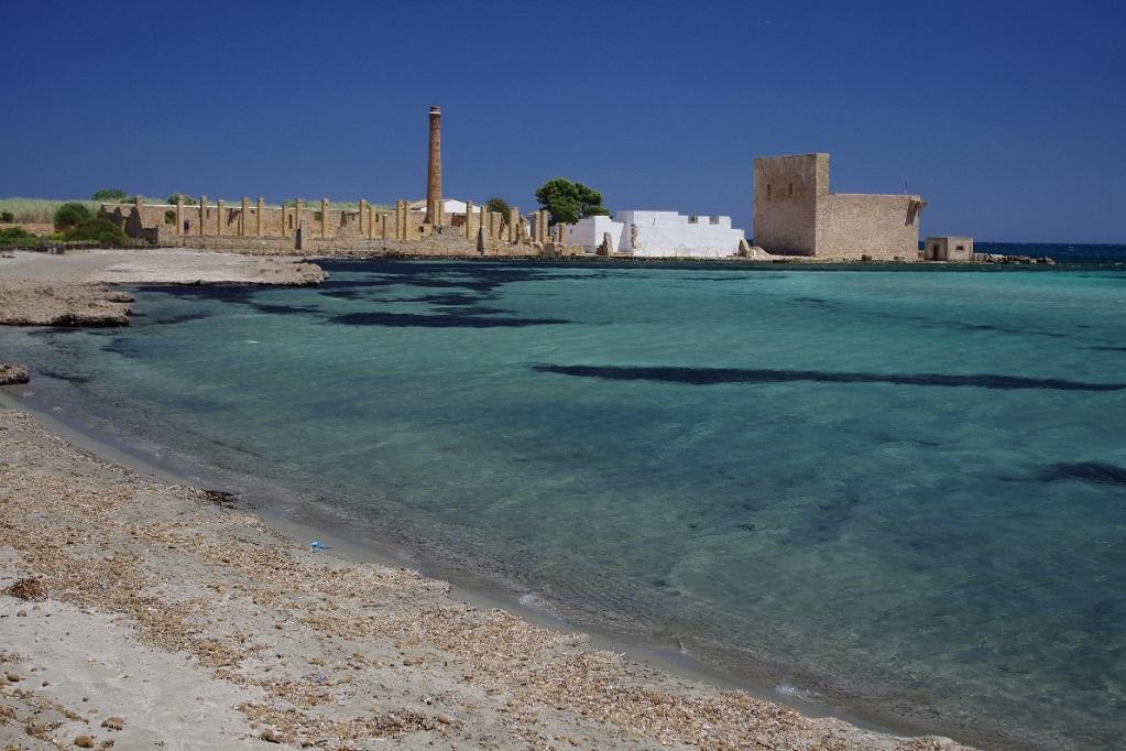 Spiaggia di Vendicari - Agriturismo Le Zagare di Vendicari Noto