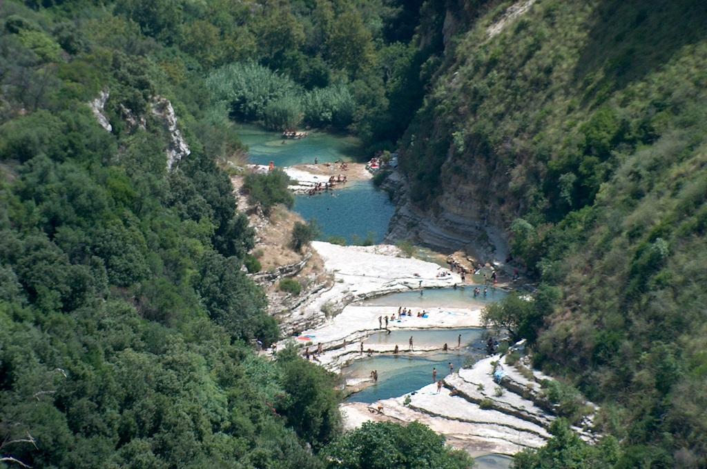 Riserva naturale orientata Cavagrande del Cassibile, Avola, Siracusa